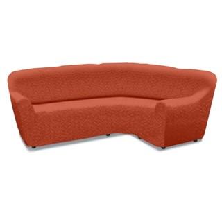 НЬЮ-ЙОРК ФЭШН АРАНСИА Универсальный чехол на угловой диван от 450 до 580 см