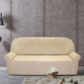 НЬЮ-ЙОРК ФЭШН САББИА Чехол на 3-х местный диван от 170 до 230 см