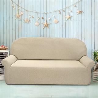 НЬЮ-ЙОРК МЕЛАНЖ Чехол на 3-х местный диван от 170 до 230 см