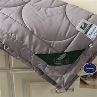 Одеяло Flaum Farbe 150х200 легкое серое