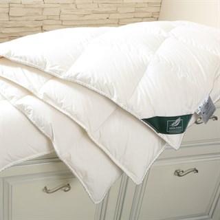 Одеяло пуховое Flaum Sahne 150х200 всесезонное