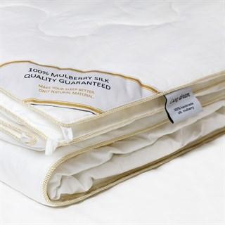 Одеяло шелковое Luxe Dream Premium Silk 220х240 всесезонное