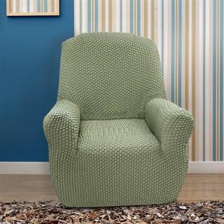 ГАЛАНТ ВЕРДЕ Чехол на кресло от 70 до 110 см
