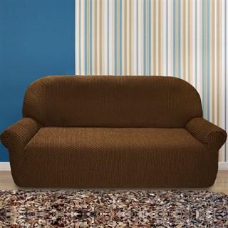 ГАЛАНТ МАРОН Чехол на 4-х местный диван от 230 до 270 см