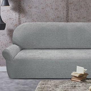 ГАЛАНТ ГРИС КЛАРО Чехол на 4-х местный диван от 230 до 270 см