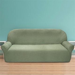 ГАЛАНТ ВЕРДЕ Чехол на 4-х местный диван от 230 до 270 см