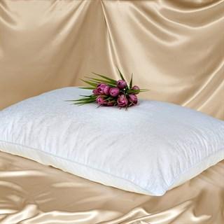 Шелковая подушка OnSilk Comfort Premium S 1 кг 50х70 в съемном чехле