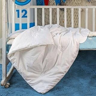 Шелковое детское одеяло OnSilk Comfort Premium 110х140 всесезонное