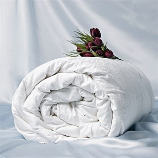 Шелковое одеяло OnSilk Comfort Premium 200х220 легкое
