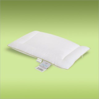 Детская подушка с шелком OnSilk Classic Baby 0,2 кг 40х60 см низкая