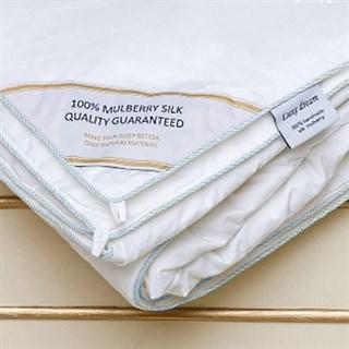 Одеяло шелковое Luxe Dream Premium Silk 140х205 легкое