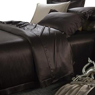 Шелковые наволочки Luxe Dream Шоколад 50х70 (2 шт.)