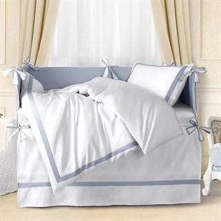 Комплект в кроватку MIA Azzurro Classico