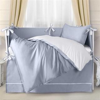 Комплект в кроватку MIA Azzurro Romantico