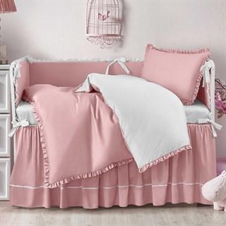 Комплект в кроватку MIA Rosa Romantica