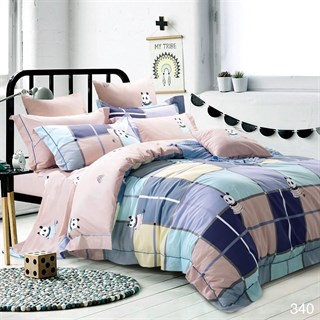 Постельное белье Asabella 340-4XS 1,5-спальное