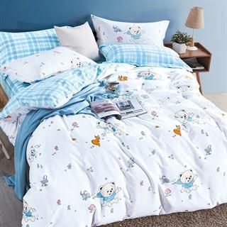 Постельное белье Asabella 365-4S 1,5-спал.