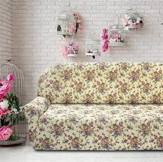 КРЕТОНА МАРФИЛ Чехол на 4-х местный диван от 230 до 270 см
