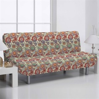 СИНГАПУР Чехол на диван без подлокотников от 160 до 210 см