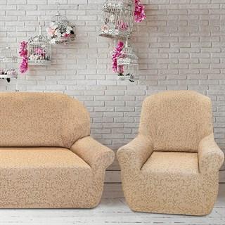 БОГЕМИЯ МАРФИЛ Комплект чехлов на диван и 2 кресла