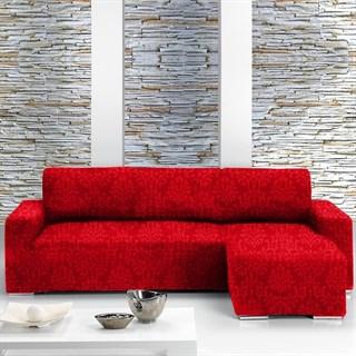 БОГЕМИЯ РОХО Чехол на угловой диван с выступом справа