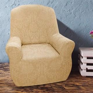 БОГЕМИЯ МАРФИЛ Чехол на кресло от 70 до 110 см