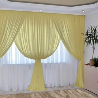 Комплект штор Изабелла ванильный