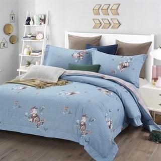 Постельное белье Asabella 440-4S 1,5-спальное