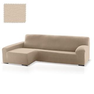 ТЕЙДЕ МАРФИЛ Чехол на угловой диван с оттоманкой и длинным подлокотником слева