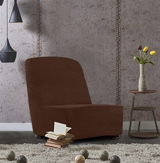 ТЕЙДЕ МАРОН Чехол на кресло без подлокотников от 70 до 110 см