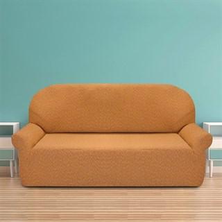 НЬЮ-ЙОРК ФЭШН СИНАП Чехол на 4-х местный диван от 230 до 270 см