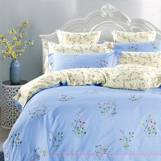 Постельное белье Asabella 518-4S 1,5-спальное