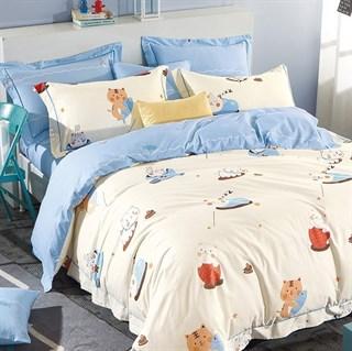 Постельное белье Asabella 528-4S 1,5-спальное