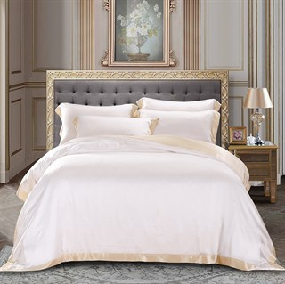 Шелковое постельное белье Плаза Лайт евро