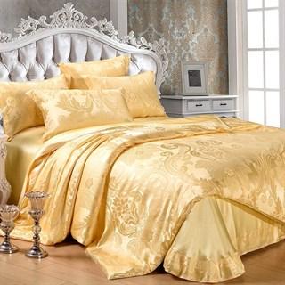 Шелковое постельное белье Жаклин евро