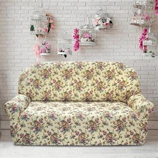 КРЕТОНА МАРФИЛ Чехол на 2-х местный диван от 130 до 170 см