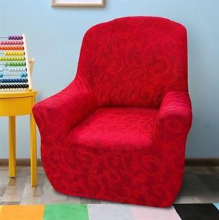 БОСТОН РОХО Чехол на кресло от 70 до 110 см