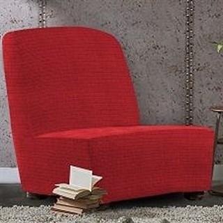 ИБИЦА РОХО Чехол на кресло без подлокотников от 70 до 110 см