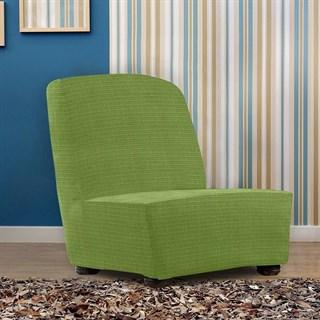 ИБИЦА ВЕРДЕ Чехол на кресло без подлокотников от 70 до 110 см