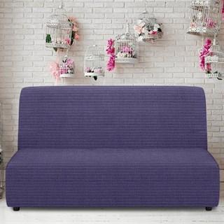 ИБИЦА АЗУЛ Чехол на диван без подлокотников от 160 до 210 см