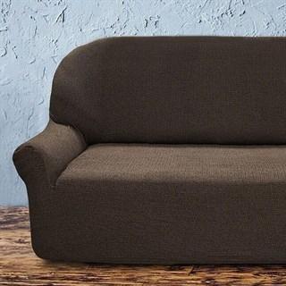 ЭЛЕГАНТ МАРОН Чехол на 3-х местный диван от 170 до 230 см