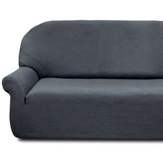 АЛЯСКА ГРИС Чехол на 4-х местный диван от 230 до 270 см