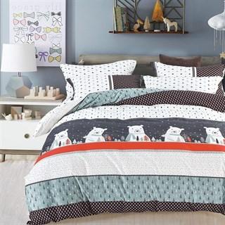 Постельное белье Asabella 1032-4S 1,5-спальное