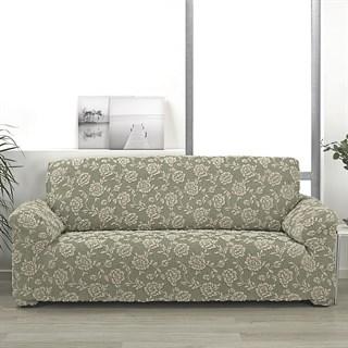СЕВИЛЬЯ ВЕРДЕ Чехол на 3-х местный диван от 170 до 230 см
