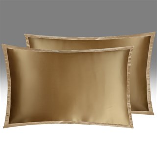 Шелковая наволочка OnSilk Shine 50х70 золото