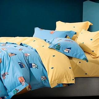 Постельное белье Asabella 1182-4S 1,5-спальное