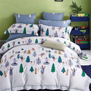 Детское постельное белье Asabella 1202-4XS 1,5-спальное
