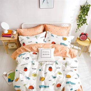 Детское постельное белье Asabella 1224-4XS 1,5-спальное