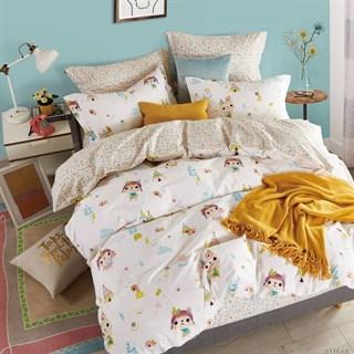 Детское постельное белье Asabella 1206-4S 1,5-спальное