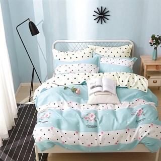 Постельное белье Asabella 1230-4S 1,5-спальное